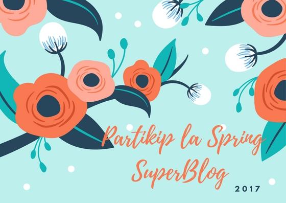 Partikip la Spring SuperBlog