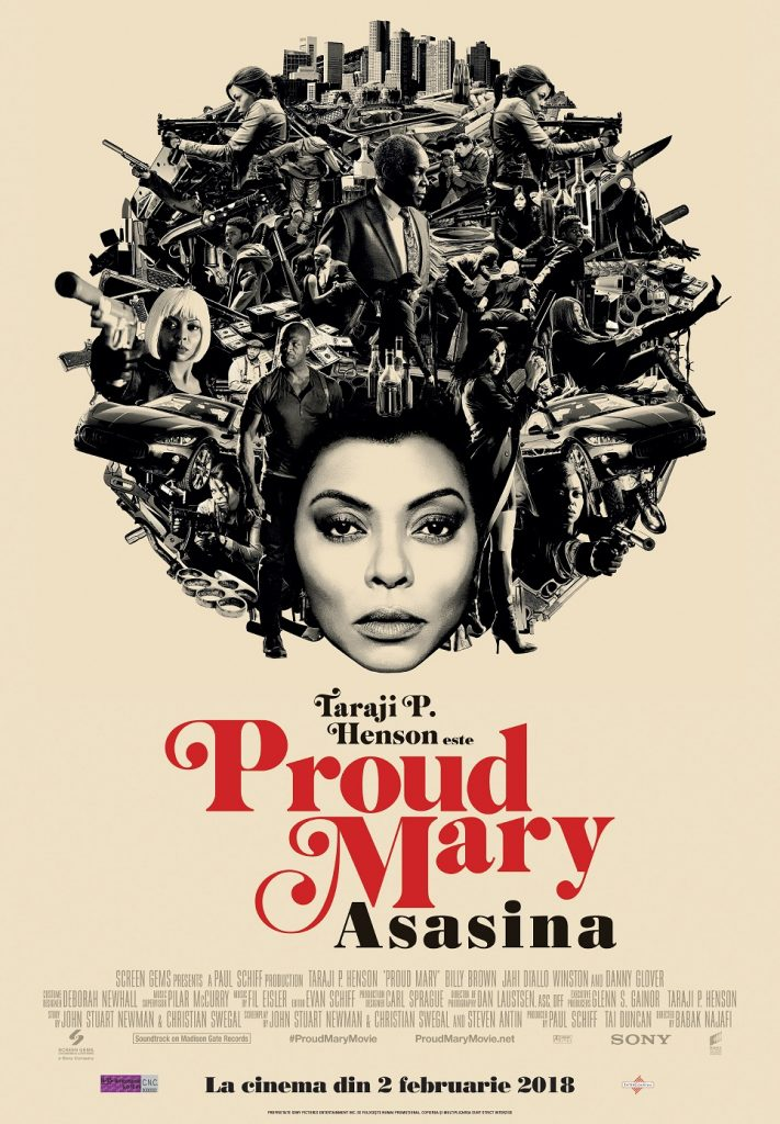 Proud Mary - Asasina